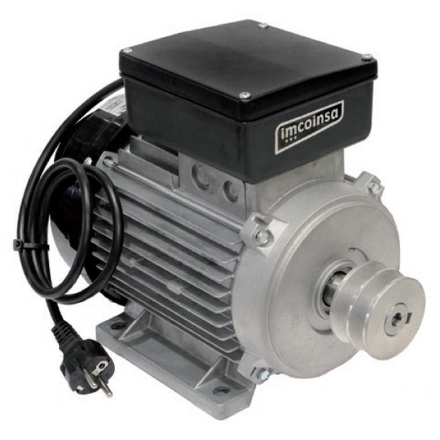 Motor Eléctrico Hormigonera 3 CV Monofasica Imcoinsa