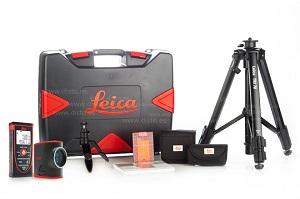 Nivel Láser L2 + Medidor Láser D210 PACK